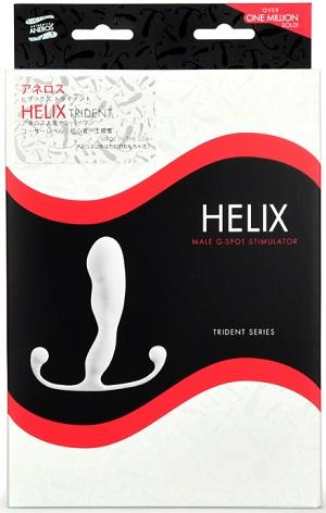 アネロスhelix(ヒリックス)の化粧箱